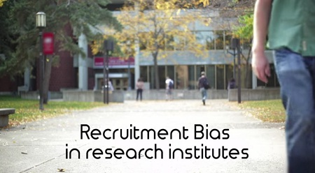 Recruitment bias